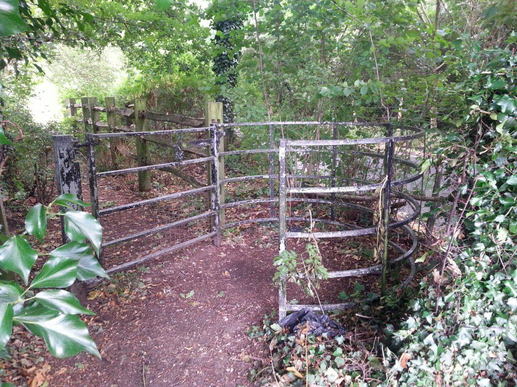 Along the Bridleway – On Horseback