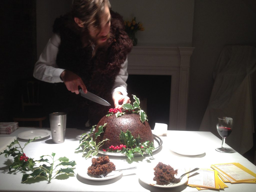 Empire Remains Christmas Pudding